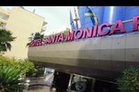 Hotel Santa Monica Playa - widok z zewnatrz