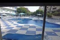 Hotel Santa Monica Playa - basen