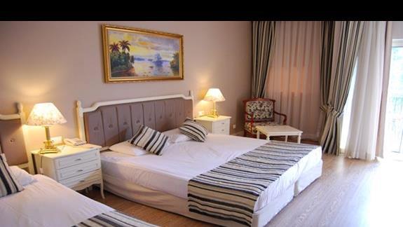 Pokój w hotelu Crystal Tat Beach