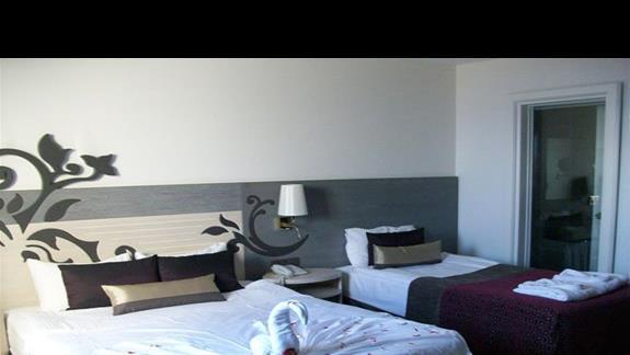 Pokój standardowy w Kirman Belazur Resort