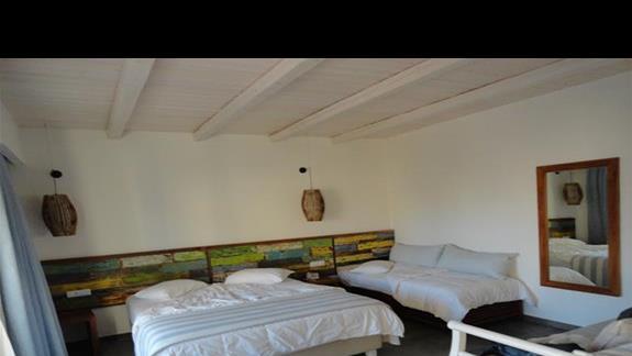 Ostria Beach - pokój