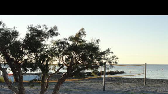 Ostria Beach - boisko do siatkówki plazowej