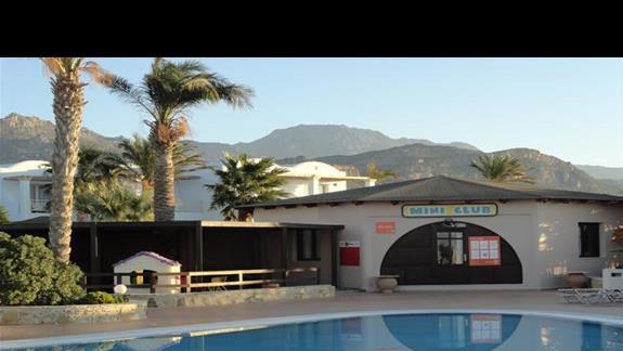Ostria Beach - mini klub