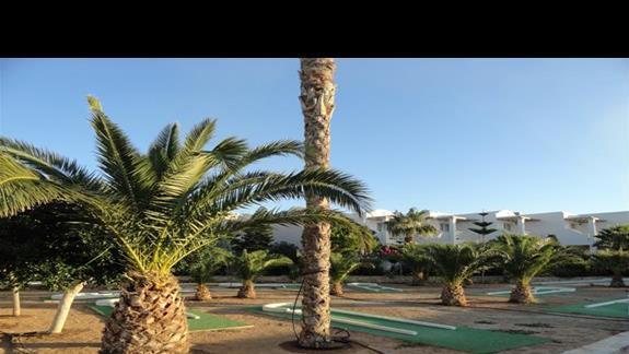 Ostria Beach - mini-golf