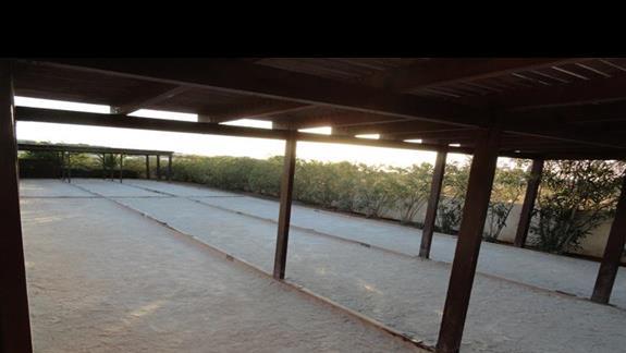 Ostria Beach - plac do gry w bule