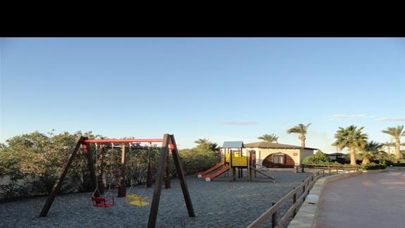 Ostria Beach - plac zabaw