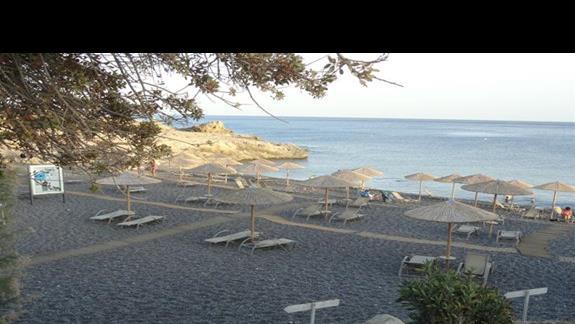 Kakkos Bay - plaża