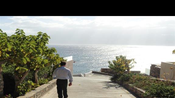 Miramare Resort - widok na morze