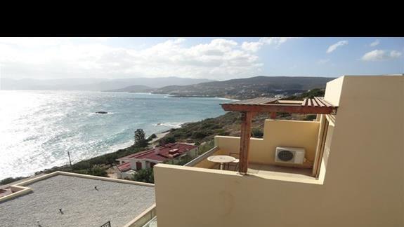 Miramare Resort - widok z pokoju