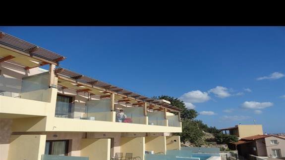 Miramare Resort - pokoje z prywatnymi basenami