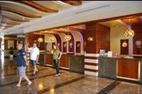 Hotel Dizalya Palm Garden - Recepcja w Dizalya Park Garden