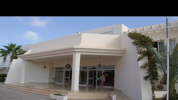 Front Hotelu Djerba Sun Club