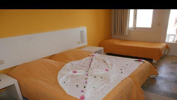 Pokój Hotelu Sun Club Djerba