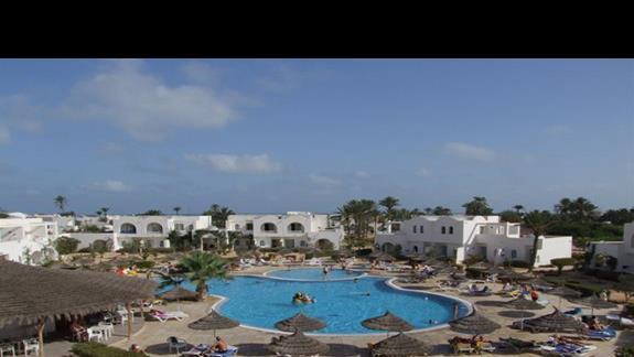 Basen Hotelu Sun Club Djerba