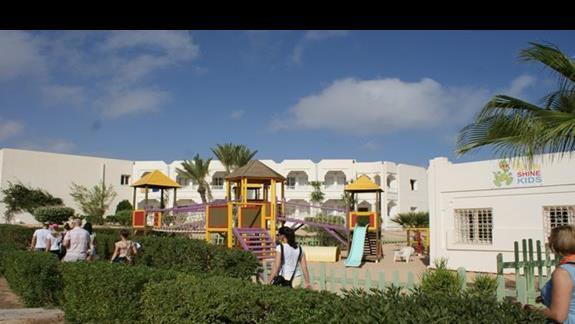 Mini Klub i plac zabaw Hotelu Sun Club Djerba