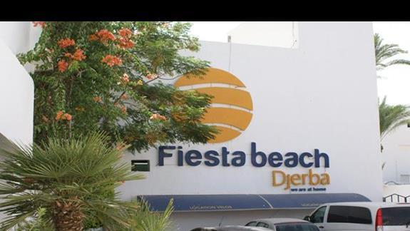 Front Hotelu Fiesta Beach