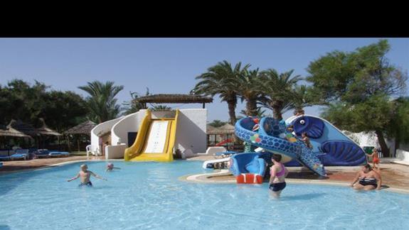 Basen dla dzieci Hotelu Fiesta Beach