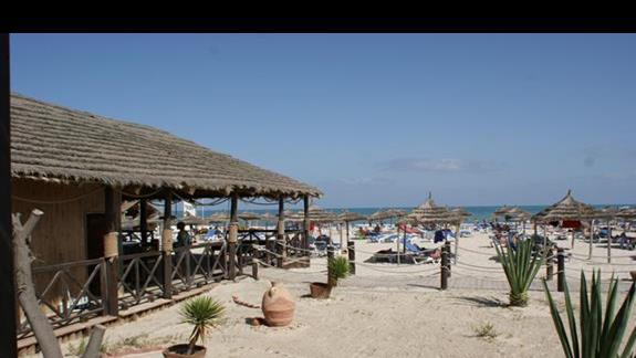 Plaża Hotelu Fiesta Beach