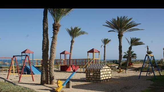 Plac zabaw Hotelu Zita Beach