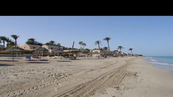 Plaża Hotelu Zita Beach