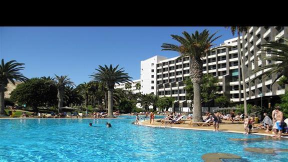 basen hotelu Melia Gorriones