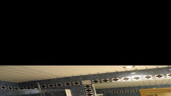 łazienka pokoju standard w hotelu Melia Gorriones
