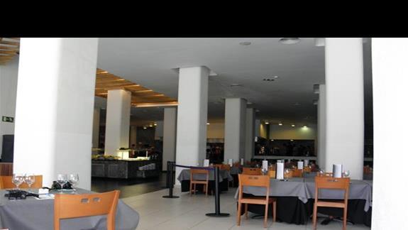 restauracja główna hotelu Melia Gorriones