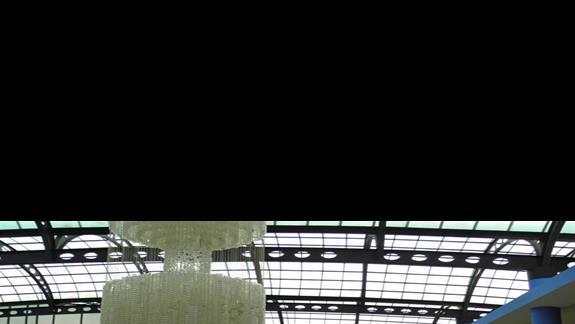 Hol oraz recepcja Hotelu Drago Park