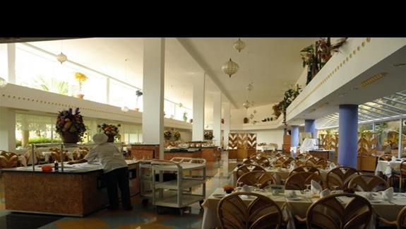 Glówna restauracja hotelu Drago Park