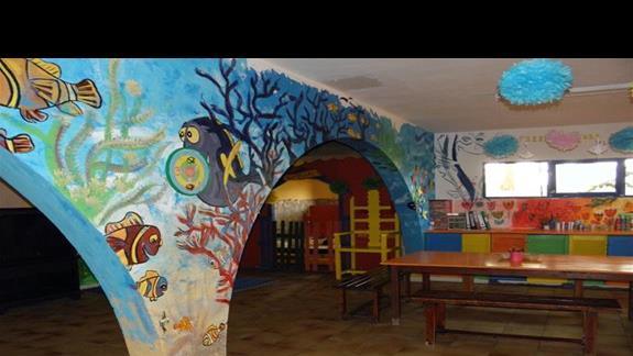 Mini klub w hotelu Fuerteventura Playa