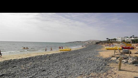 Plaza w hotelu Fuerteventura Playa