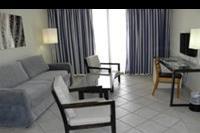 Hotel H10 Tindaya - Salon w pokoju rodziinym hotelu H10 Tindaya