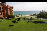 Hotel H10 Tindaya - Widok na ocean z pokoju rodziinnego hotelu H10 Tindaya