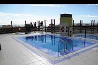 Hotel Costa Caleta - Baseny na dachu hotelu Costa Caleta