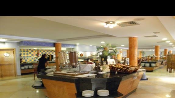 Restauracja w hotelu Costa Caleta