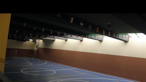 Kryte boisko sportowe w hotelu Costa Caleta