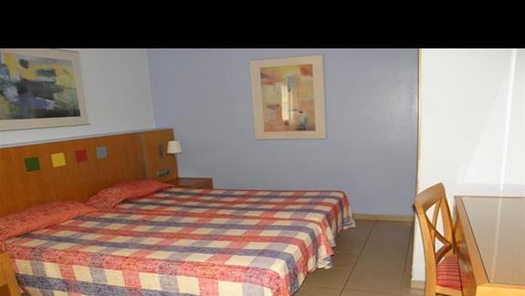 Pokój standard w hotelu Costa Caleta