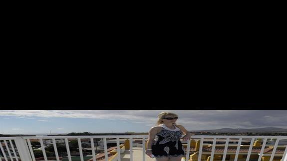 Jacuzzi aparthotelu Caleta Garden