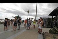 Hotel Elba Carlota - Promenada pomiędzy hotelem Elba Carlota a plażą