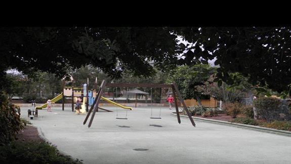 Plac zabaw w hotelu Elba Carlota