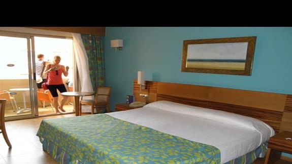 Pokój standard w hotelu Elba Carlota 1