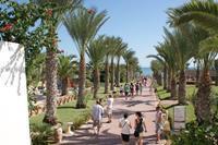 Hotel Club Palm Azur - Droga na plaze Hotelu Riu Palm Azur