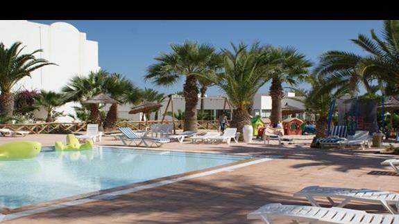 Basen dla dzieci Hotelu Riu Palm Azur