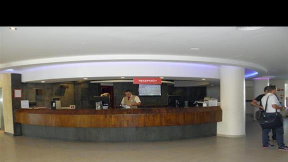 Recepcja w hotelu Sol Lanzarote