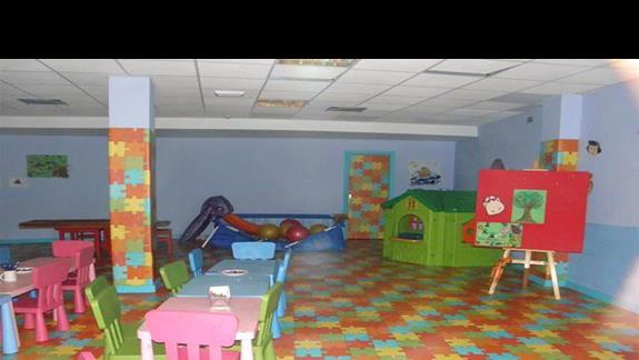 Mini klub w hotelu Sol Lanzarote
