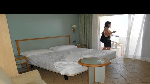 Pokój standardowy w hotelu Sol Lanzarote