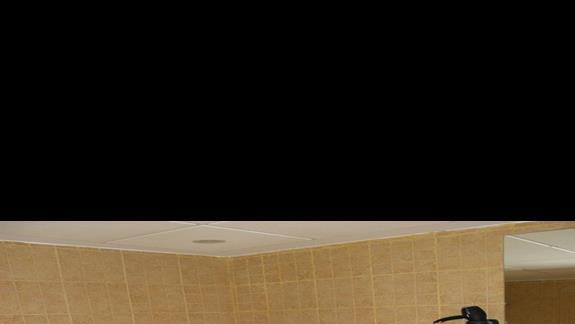 Lazienka w pokju standardowym hotelu Sol Lanzarote