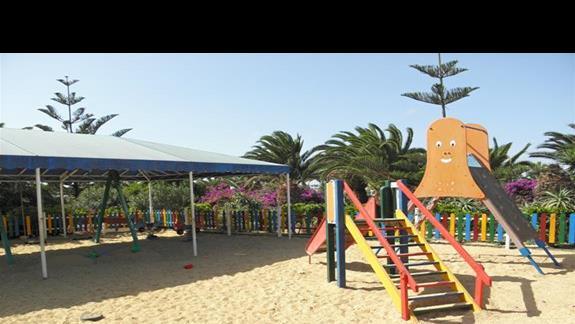 Plac zabaw dla dzieci w hotelu Rio Playa Blanca