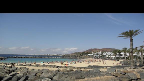Playa Plamingo 350 m od hotelu
