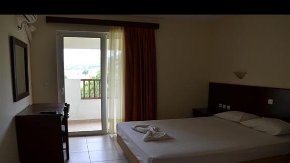 Pokój w hotelu Evripides